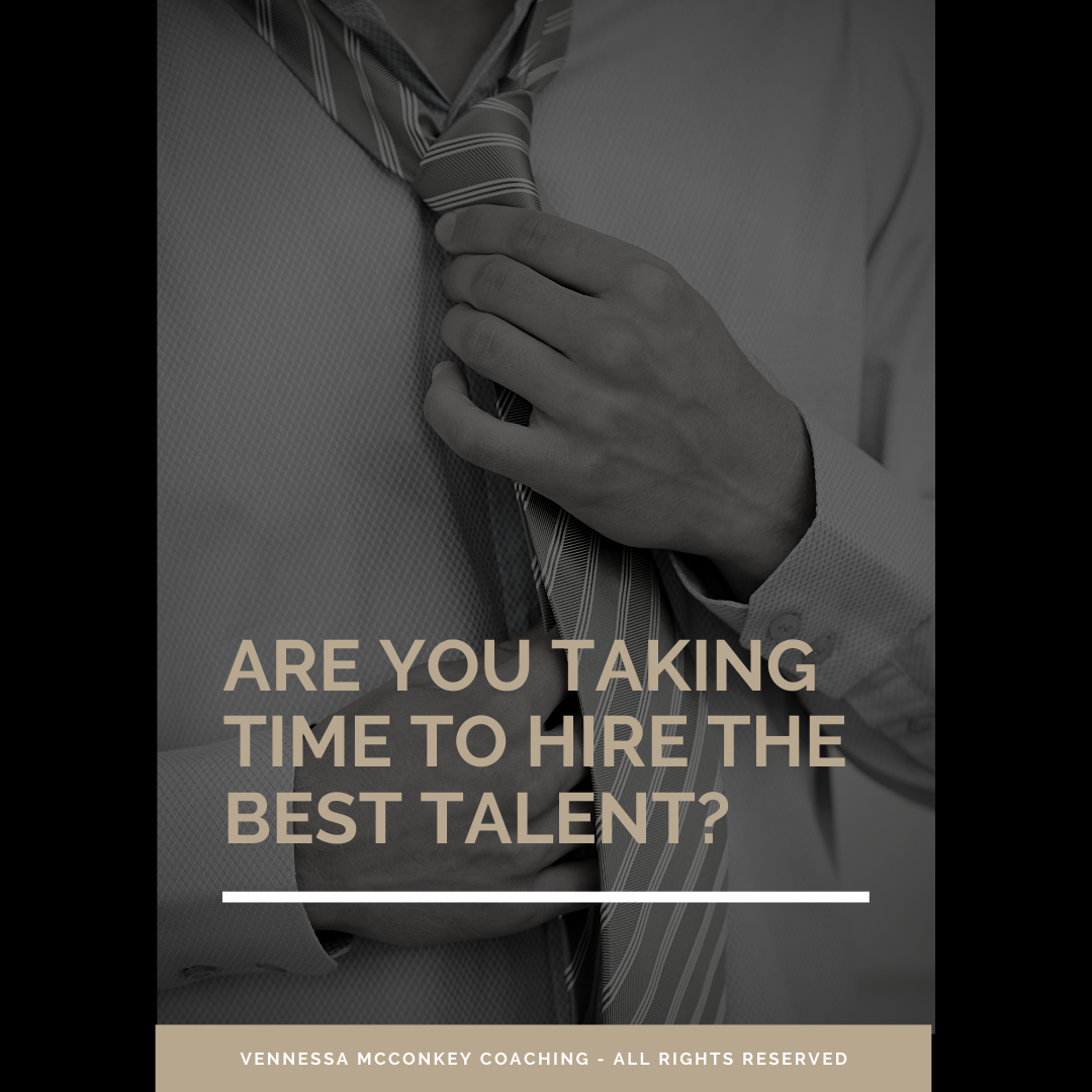 are you taking time to hire best talent blog post